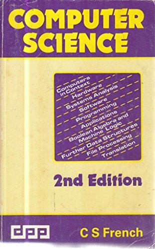 9780905435381: Computer Science