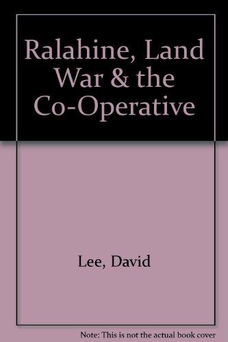 Ralahine, Land War & the Co-Operative: Lee, David