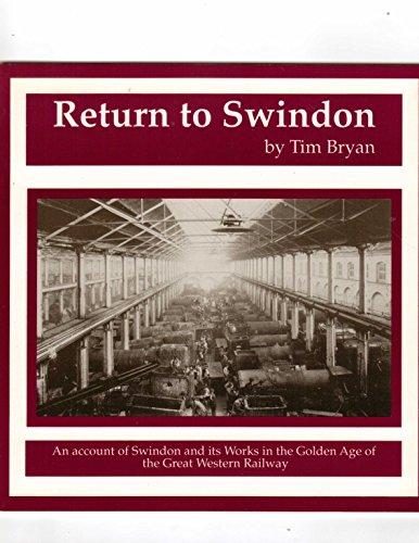 9780905466934: Return to Swindon