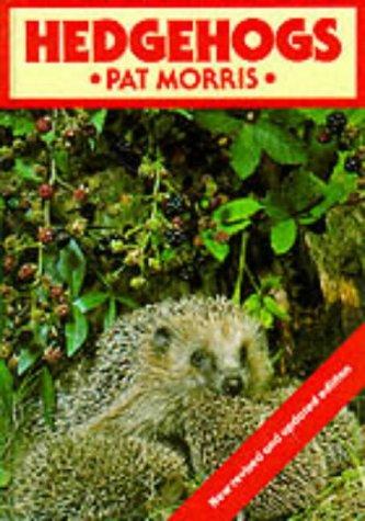 Hedgehogs: Morris, Pat