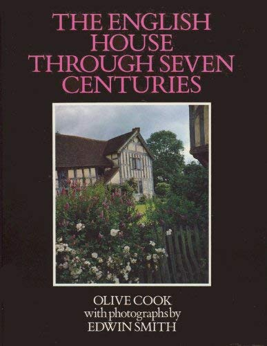 9780905483290: English House Through Seven Centuries