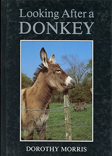 9780905483641: Looking After a Donkey