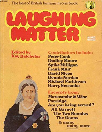 9780905553009: Laughing Matter