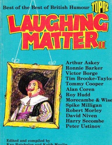 9780905553047: Laughing Matter: No. 2