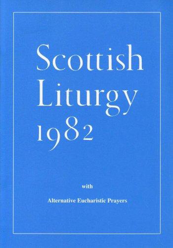 9780905573274: Scottish Liturgy 1982