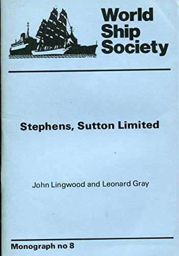 Stephens, Sutton Limited: Lingwood John and