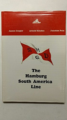 9780905617503: The Hamburg South America Line