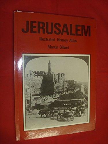 9780905648064: Jerusalem: Illustrated History Atlas