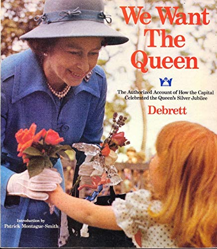We want the Queen (9780905649108) by Vickers, Hugo