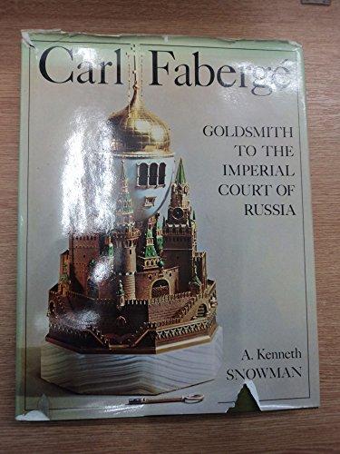 9780905649139: Carl Faberge