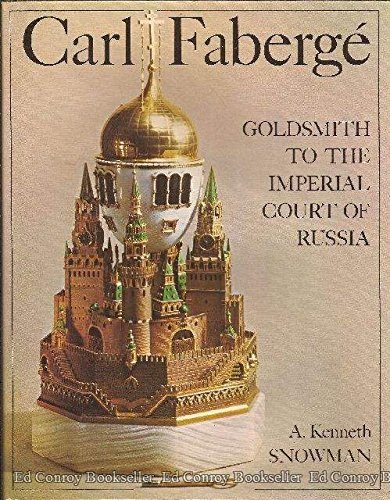 Carl Faberge: Snowman, A.Kenneth