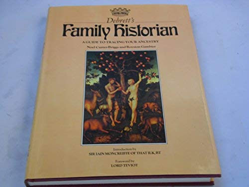 9780905649511: Debrett's Family Historian: Guide to Tracing Your Ancestry