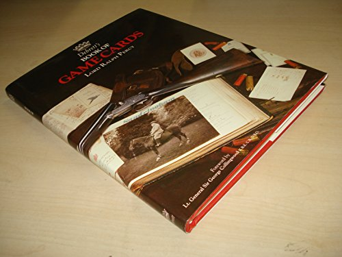 9780905649849: Debrett's Book Of Game Cards [shooting]