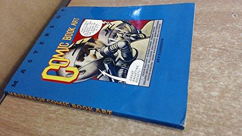 9780905664057: Masters of Comic Book Art