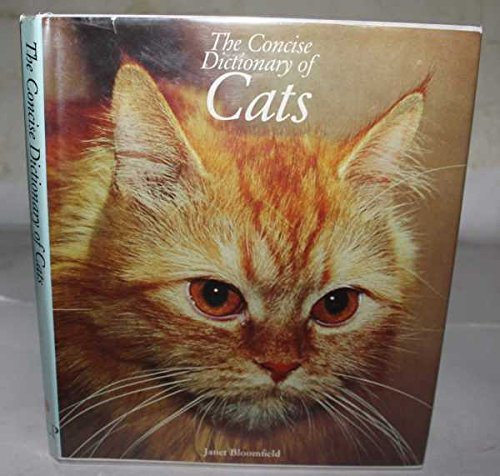 Concise Dictionary of Cats