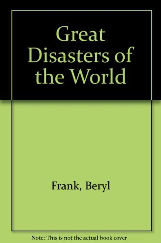 9780905694832: Great Disasters of the World