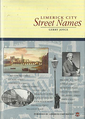 9780905700076: Limerick city street names