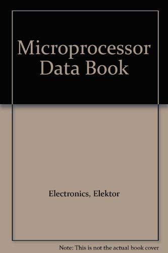 Microprocessor Data Book: None Stated