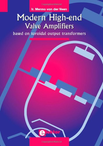 9780905705637: Modern High-end Valve Amplifiers