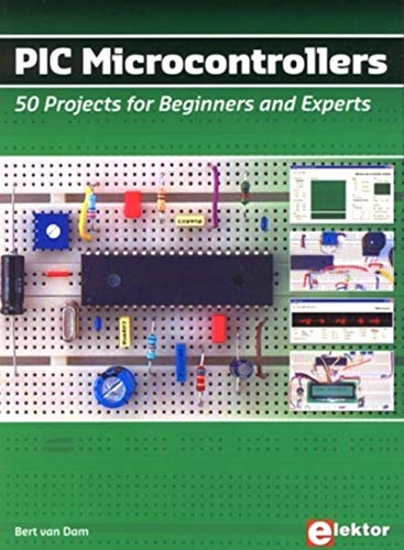 9780905705705: PIC Microcontrollers: 50 Projects for Beginners & Experts