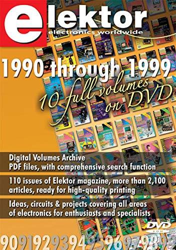 9780905705767: DVD Elektor 1990 through 1999: 10 full volumes on DVD