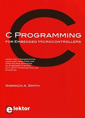 9780905705804: C Programming for Embedded Microcontrollers