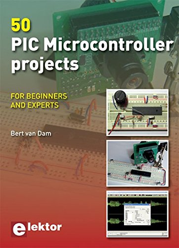 9780905705880: 50 PIC Microcontroller Projects: For Beginners and Experts