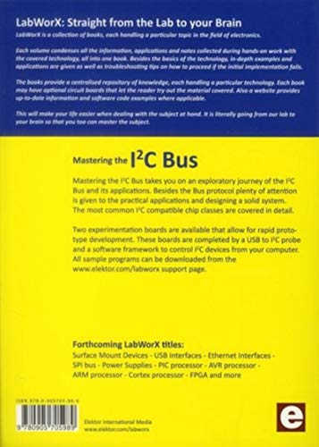 9780905705989: Mastering the I2C Bus: LabWorX 1