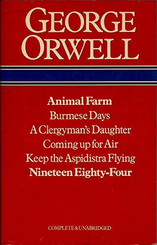 comparative study orwell s 1984 and burmese days Orwell in the orwellian century in orwell's first novel, burmese days understanding clarence thomas is ralph rossum's second study of.