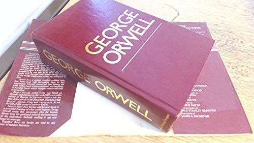 George Orwell: Animal Farm, Burmese Days, A: George Orwell