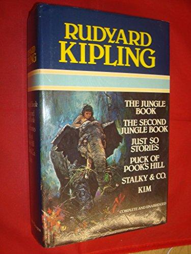 The Jungle Book; The Second Jungle Book;: Kipling, Rudyard