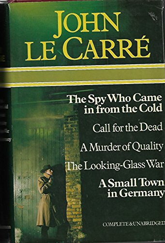 John Le Carre Omnibus (The Spy Who Came in from the Cold, Call for the Dead, A Murder of Quality, ...