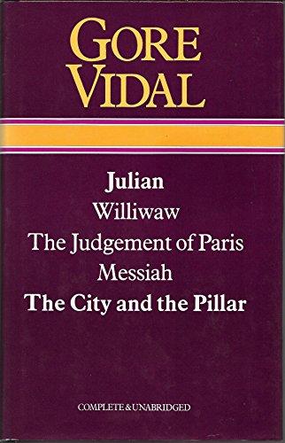 GORE VIDAL: Julian, Williwaw, The Judgement of: Gore Vidal
