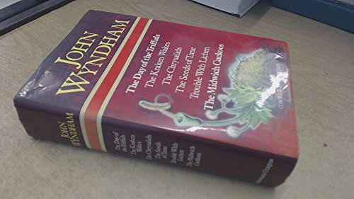 The Day of the Triffids, The Kraken Wakes, The Chrysalids.: Wyndham, John