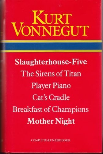 an overview of the books slaughterhouse five and mother night by kurt vonnegut jr Results 1 - 48 of 89  summary recently viewed bids/offers watch list purchase history   slaughterhouse-five: a duty dance with death by kurt vonnegut   slaughterhouse-five : or the children's crusade by kurt vonnegut jr  hardback  1950-1962: player piano / the sirens of titan / mother night /  stories.