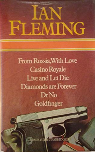 9780905712536: From Russia With Love / Casino Royale / Live And Let Die / Diamonds Are Forever / Dr. No / Goldfinger