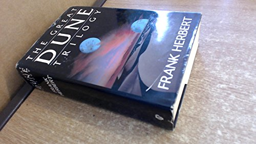 9780905712802: The Great Dune Trilogy. Dune. Dune Messiah. Children of Dune. Complete & Unabridged