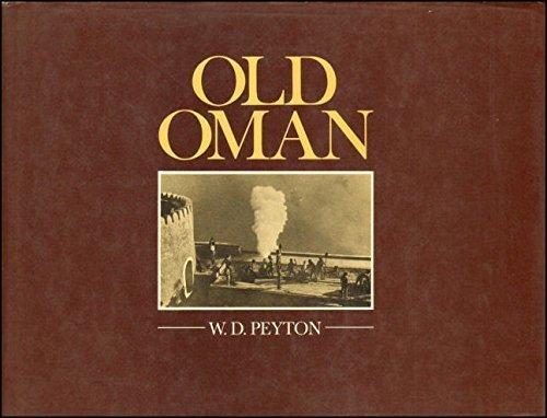 9780905743349: Old Oman