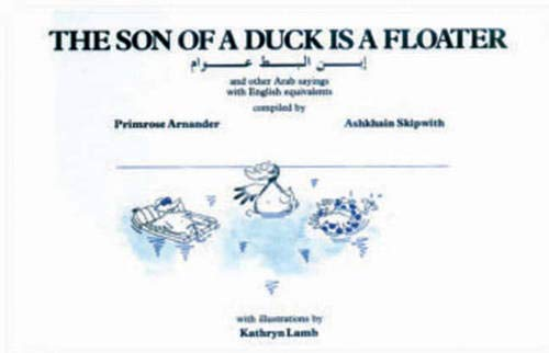 9780905743417: The Son of a Duck is a Floater
