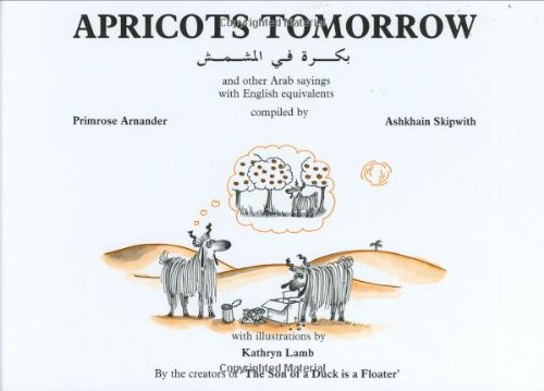 9780905743578: Apricot's Tomorrow: Illustrations
