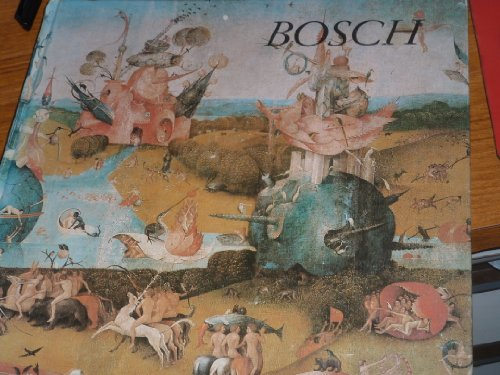 9780905746142: Bosch: The Man and His Paintings