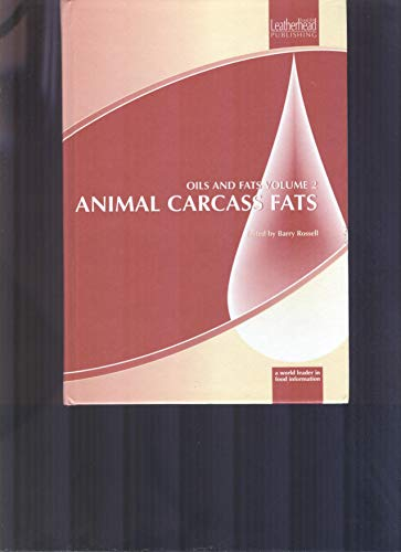 Animal Carcass Fats (LFRA Oils & Fats