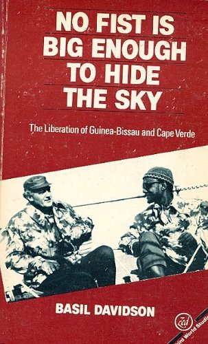 9780905762890: No Fist Is Big Enough to Hide the Sky (African History Archive)
