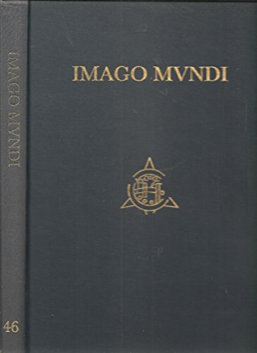 9780905776194: Imago Mundi: The International Journal for the History of Cartography