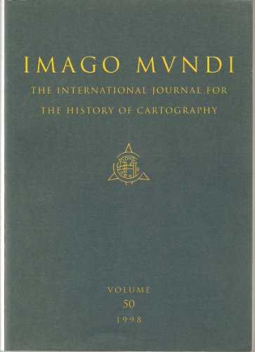 9780905776231: Imago Mundi: The International Journal for the History of Cartography