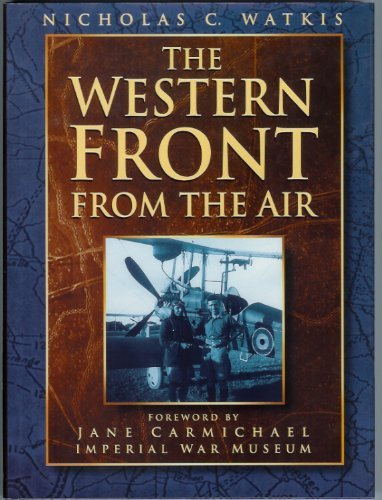 9780905778495: Western Front From the Air