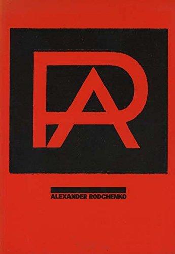 9780905836126: Alexander Rodchenko