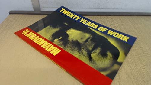 Mayakovsky: Twenty Years of Work: Elliott, David, Edied