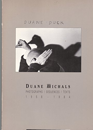 9780905836461: Duane Michals: Photographs, Sequences, Texts, 1958-84