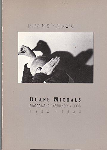 9780905836461: Duane Michals: Photographs, Sequences, Texts, 1958-84
